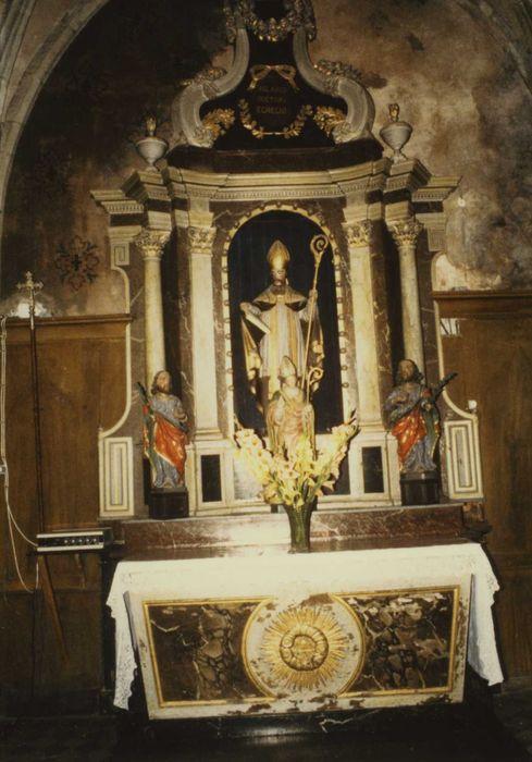 autel latéral Sud de Saint-Hilaire