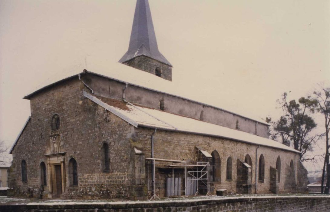 Eglise de la Sainte-Trinité, à Saint-Ouen