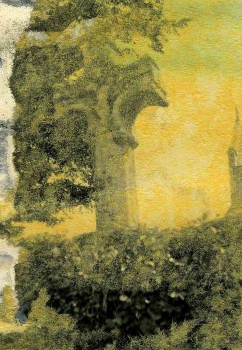 Croix de cimetière: Vue générale