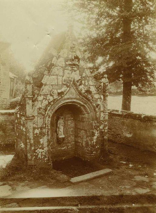 Fontaine Sainte-Julitte: Vue générale