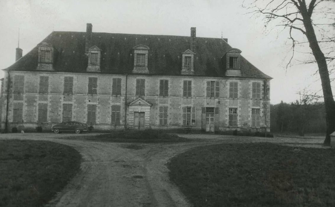Ancienne abbaye de Loroy