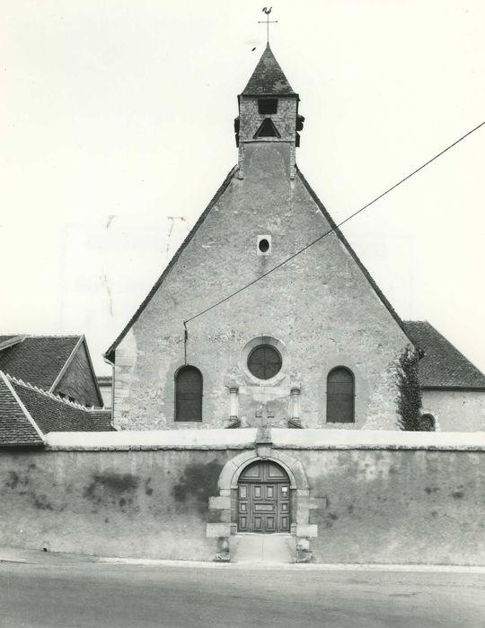 Ancien couvent des Capucins: Façade est, vue générale