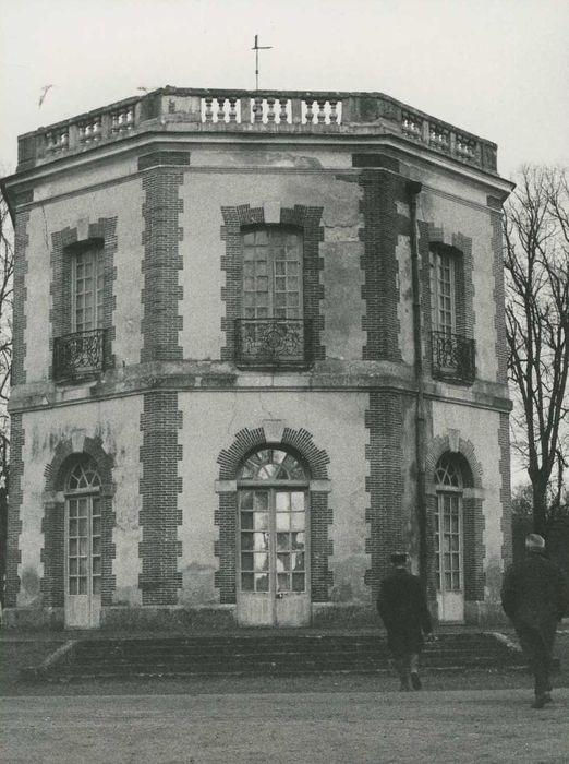 Ancien pavillon de chasse: Vue générale