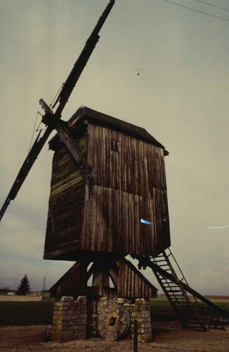 Moulin à vent Richard, dit aussi de Saint-Thomas: Vue générale