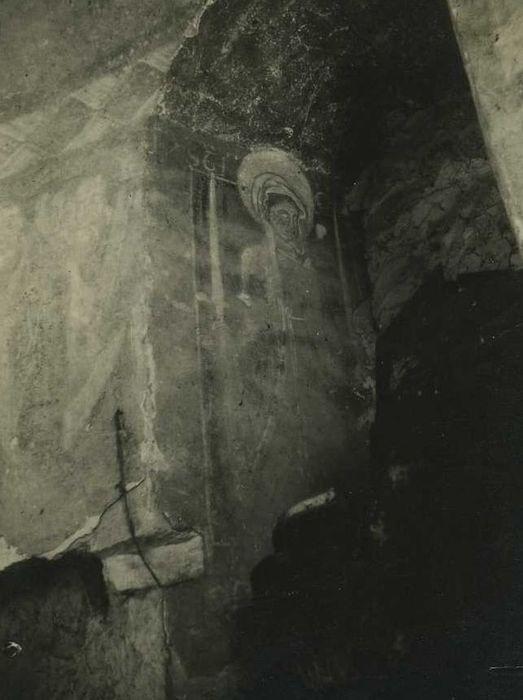 Eglise Saint-André: Peintures monumentales, vue partielle