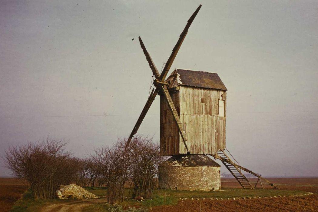 Moulin à vent: Vue générale