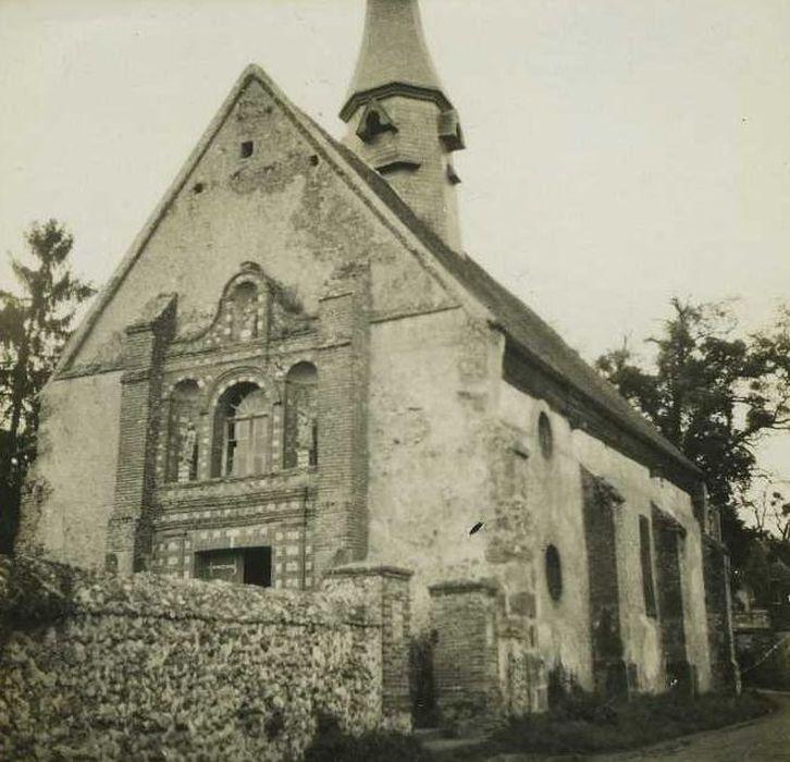 Eglise Saint-François d'Assise: Ensemble sud-ouest, vue générale