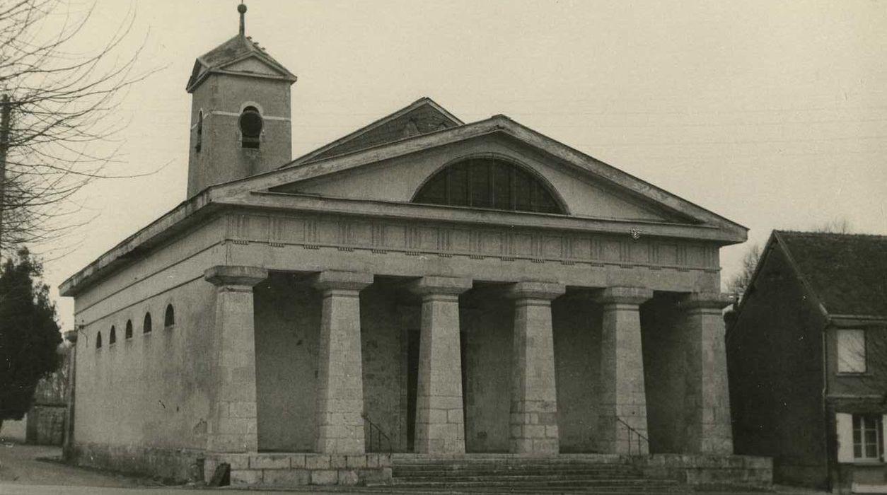 Eglise Saint-Etienne: Ensemble sud-est, vue générale