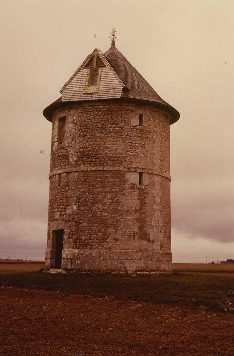 Moulin à vent de Frouville-Pensier: Vue générale