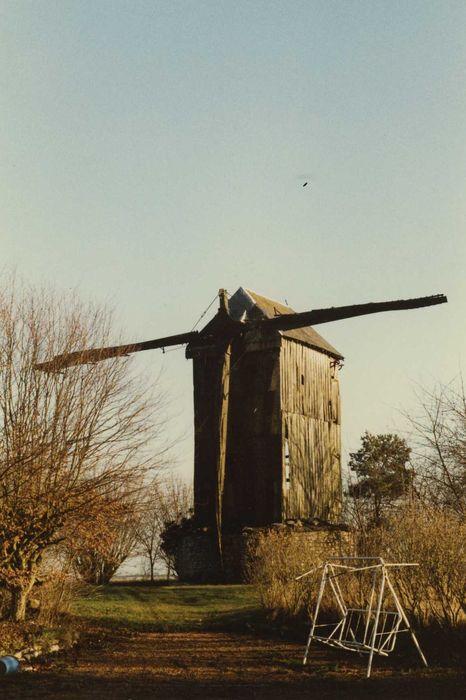 Moulin à vent dit du Paradis: Vue générale