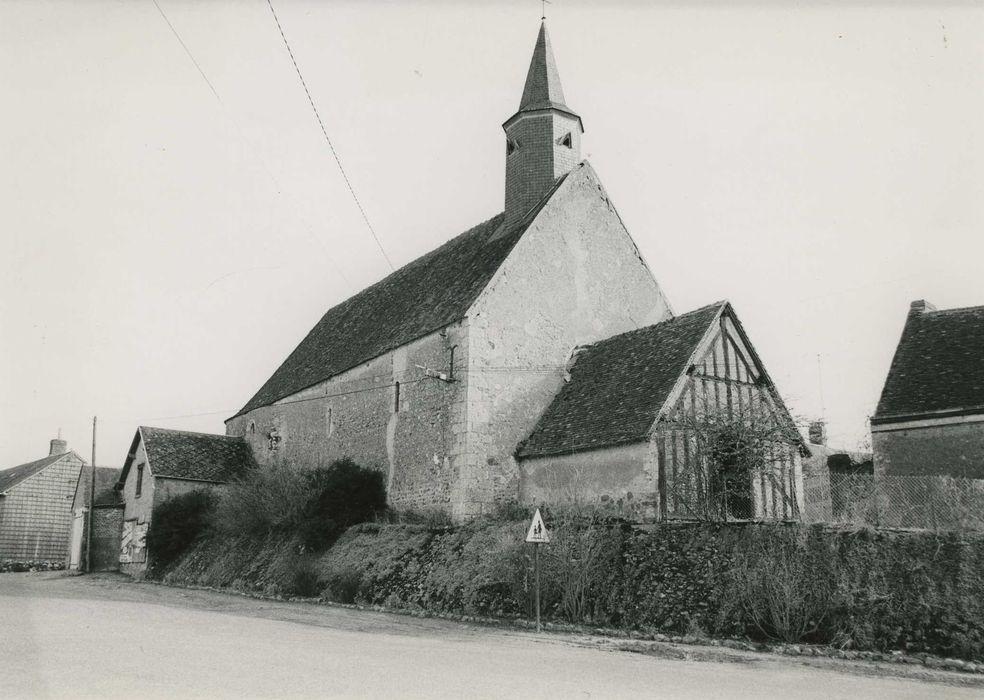 Eglise Saint-Martin: Ensemble nord-ouest, vue générale
