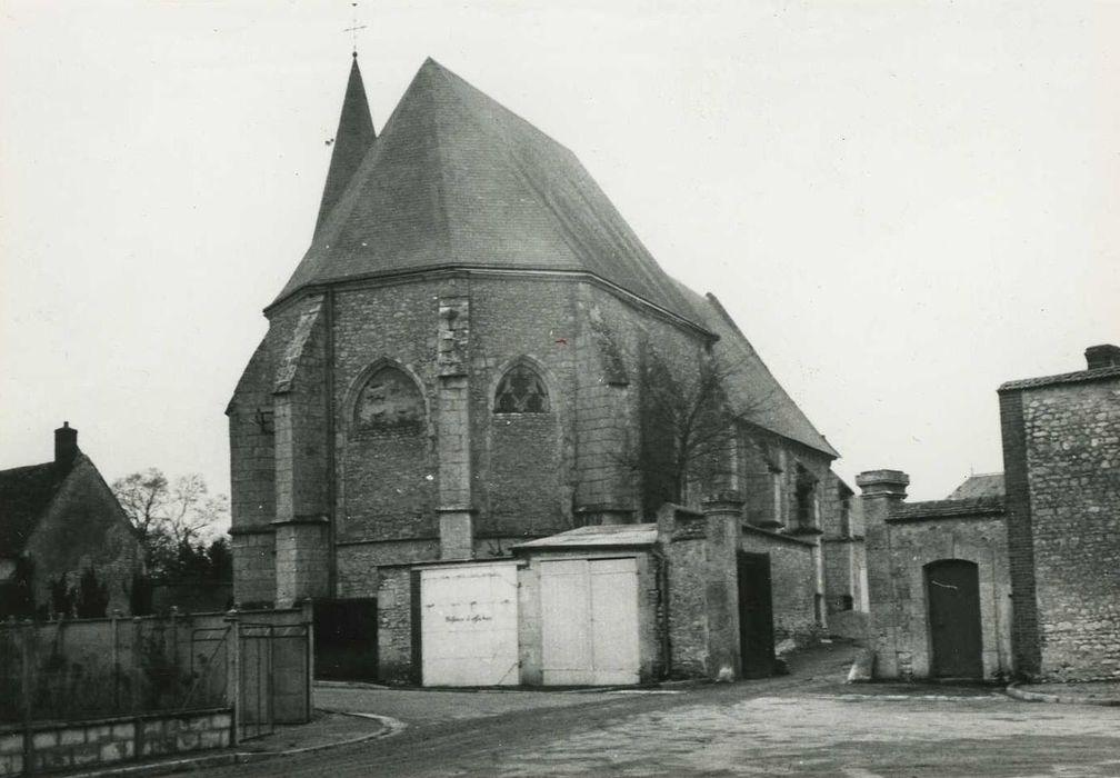 Eglise Saint-Jean: Ensemble nord-est, vu egénérale