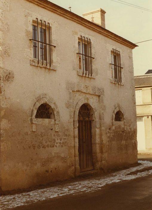 Ancienne prison: Façade nord-est, vue générale