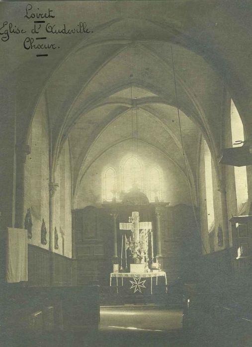 Eglise Saint-Sulpice: Ensemble nord-est, vue générale
