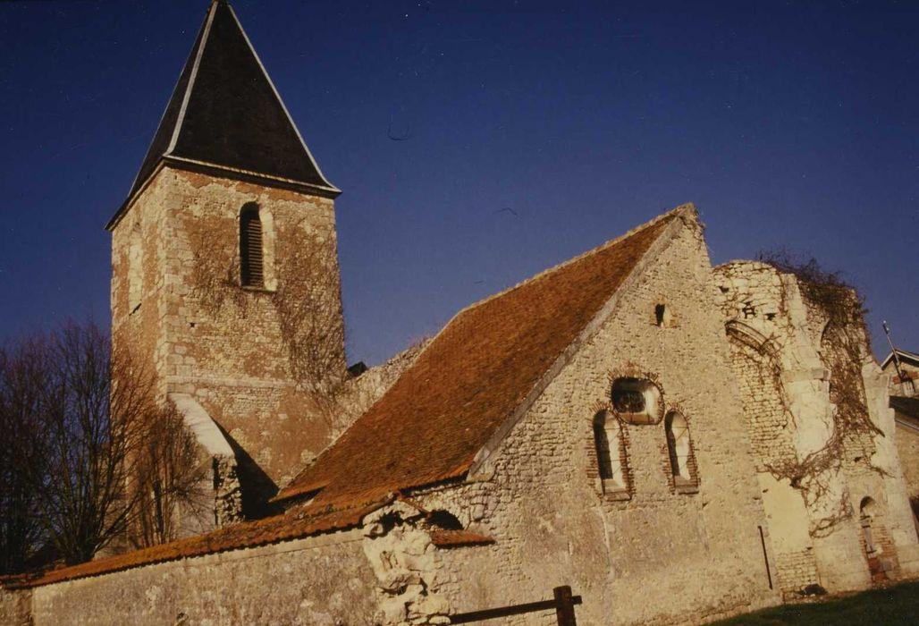 Eglise Saint-Jacques le Majeur: Ensemble sud-est, vue générale