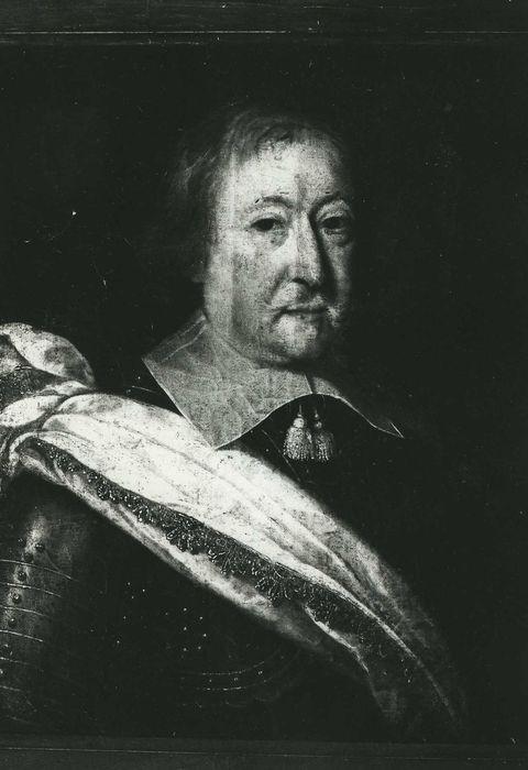 Tableau : Mr de Grailly de Châlette