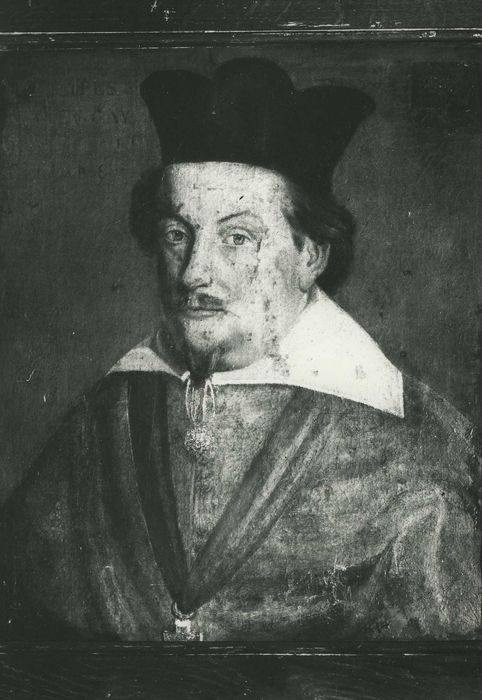 Tableau: Léonor d'Estampes-Valençay