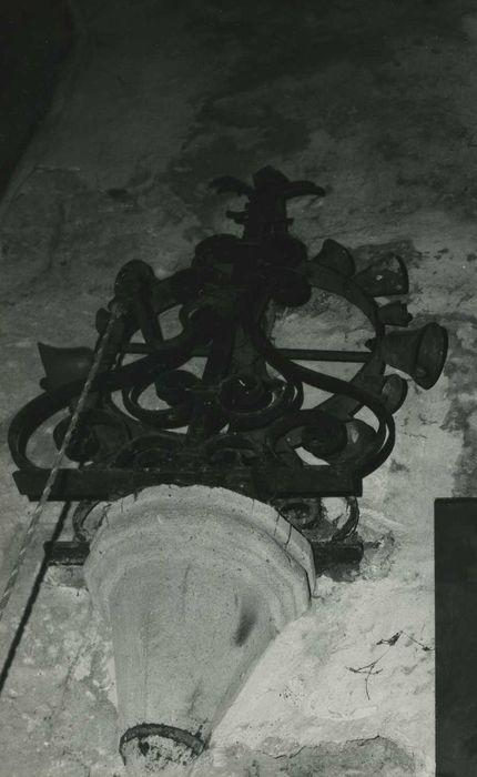 Roue à clochettes dite roue de saint Martin