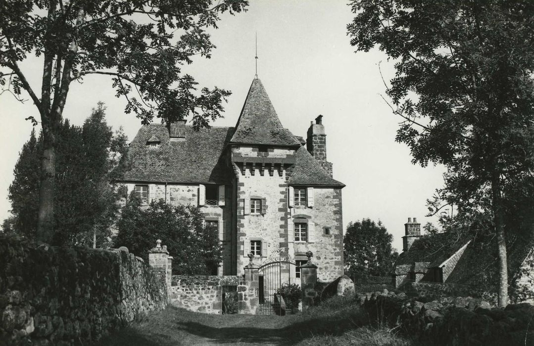 Château de Saint-Pol: Ensemble sud, vue générale
