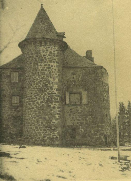 Château de Peyrelade: Façade sud, vue générale