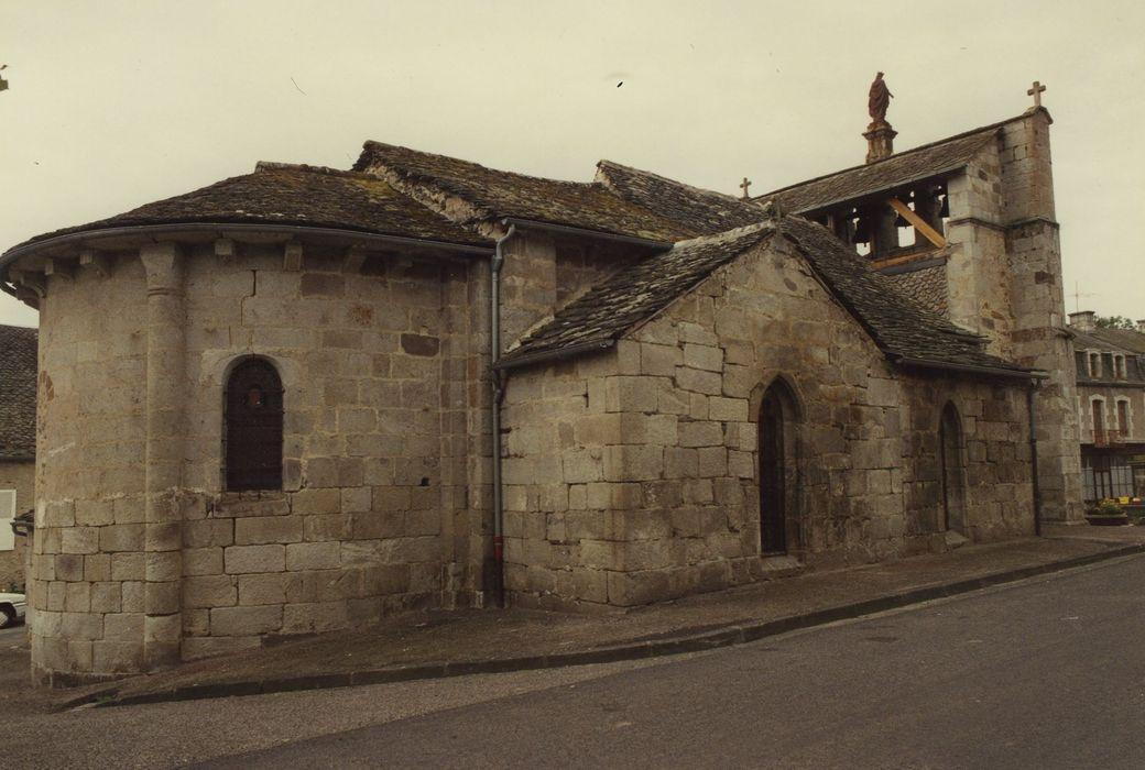 Eglise Saint-Etienne: Ensemble nord-est, vue générale