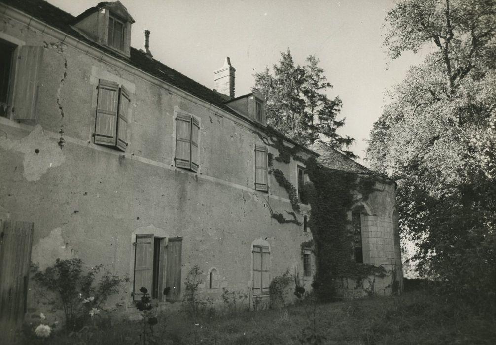 Ancien prieuré de Puychevrier