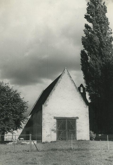 Ancienne église Saint-Pierre et Saint-Paul de Beauché et la chapelle Sainte-Catherine attenante