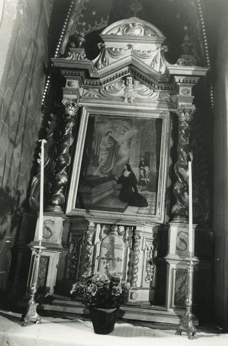 autel du Sacré-Coeur