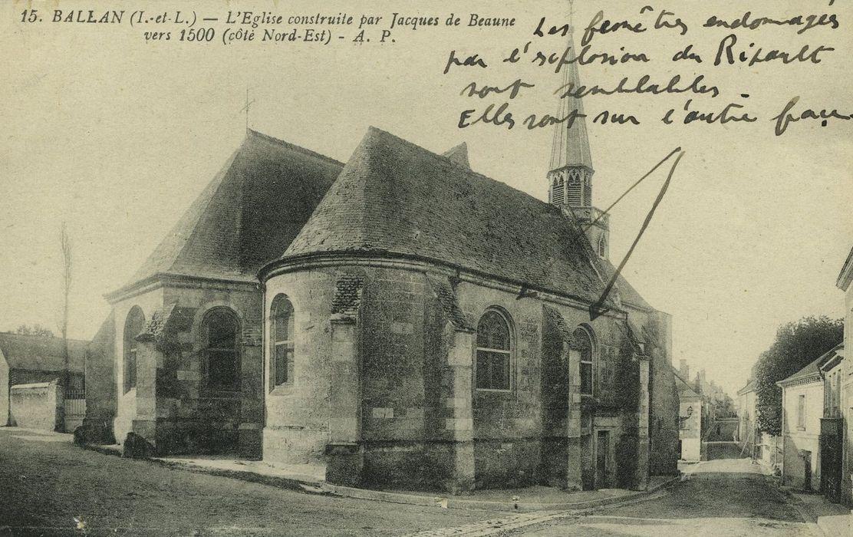 Eglise paroissiale Saint-Venant
