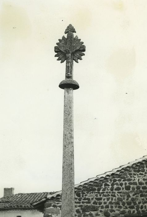Croix, vue générale