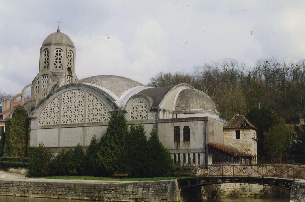 Eglise Notre-Dame de Bethléem: Ensemble sud-est, vue générale