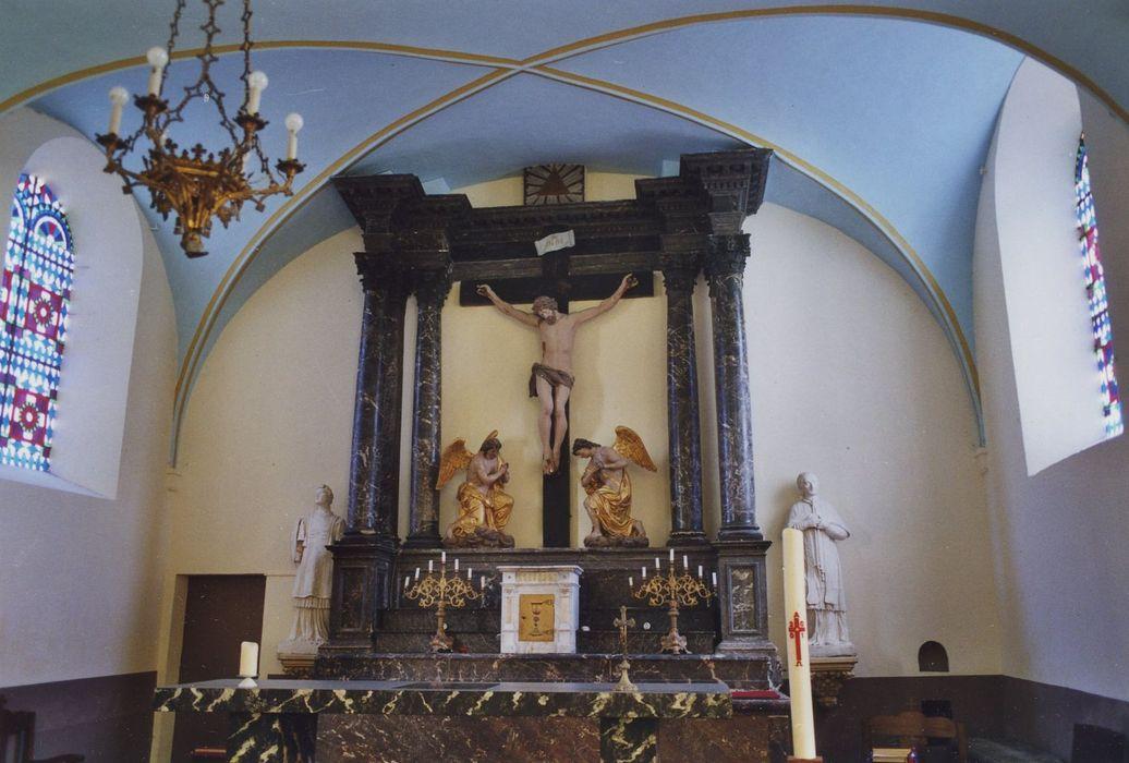 retable de la Crucifixion du Christ