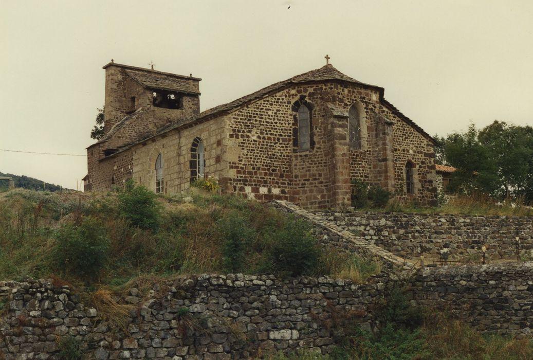 Eglise de la Nativité de la Sainte Vierge: Ensemble sud-est, vue générale