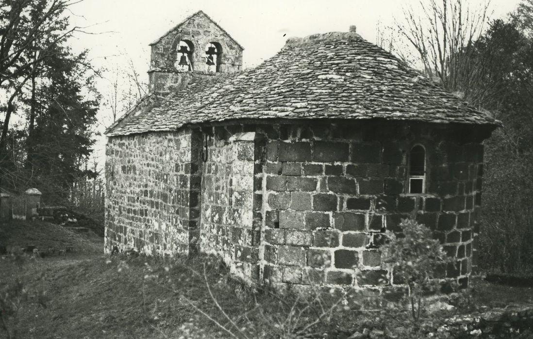 Chapelle Notre-Dame-de-Claviers: Ensemble sud-est, vue générale