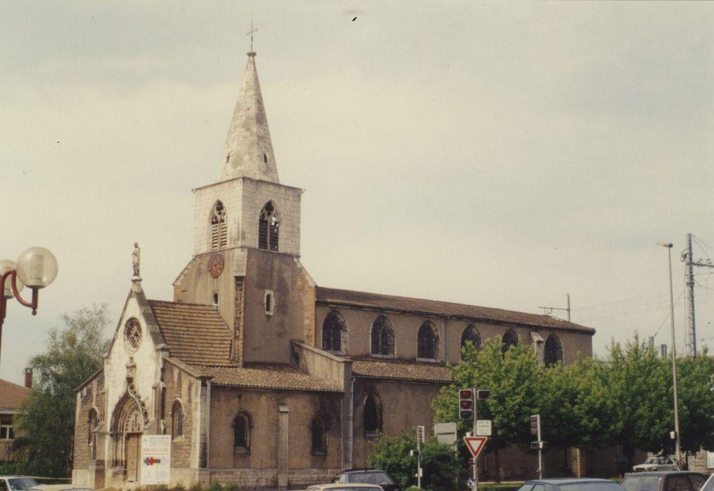 Ancienne église Saint-Clément: Ensemble nord-est, vue générale