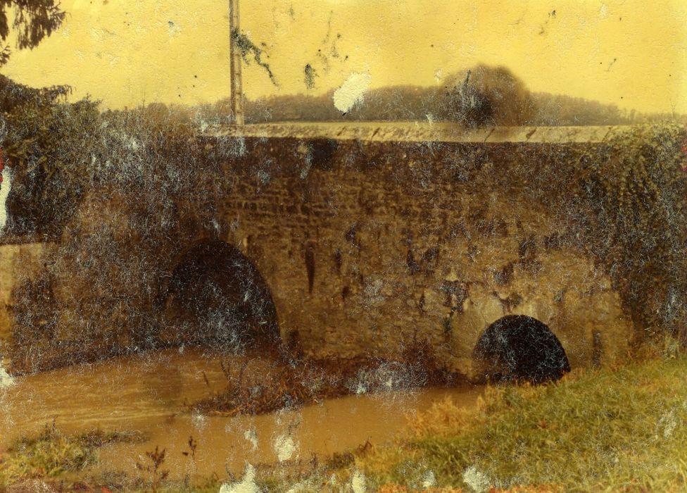 Pont sur l'Orbise, vue partielle