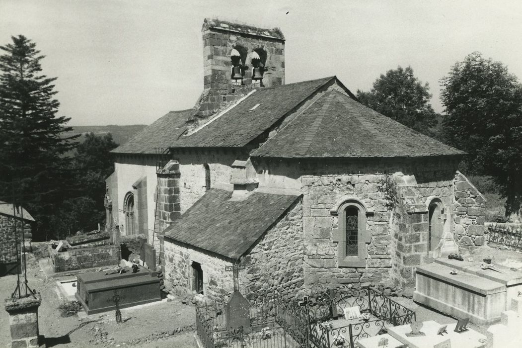 Eglise de Saint-Mary-le-Cros