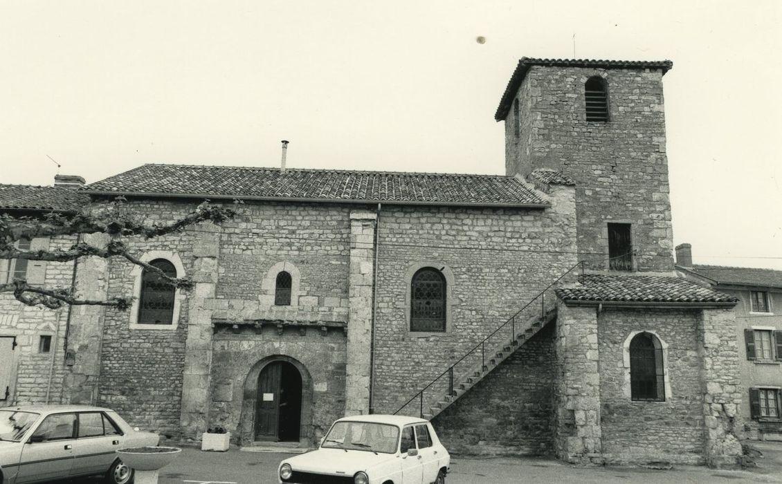 Eglise de Saint-Romain-des-Iles