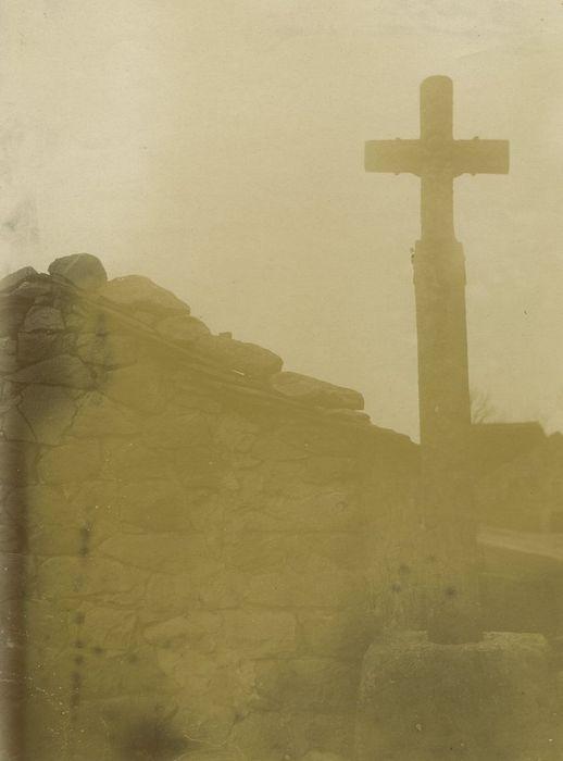 Croix de la Pradette, vue générale
