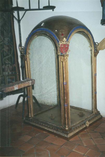Châsse de la Majesté de Sainte Foy