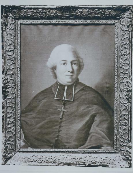 Tableau, cadre : portrait de Jean de la croix de Castries