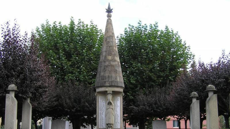 monument aux morts de Saint-Girons