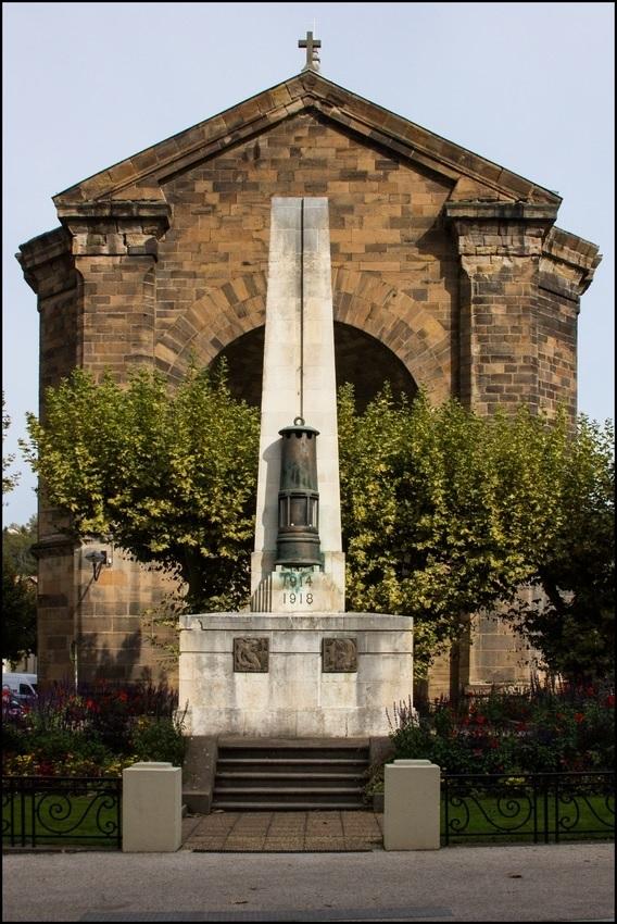 Monuments aux morts de la guerre 1914-1918