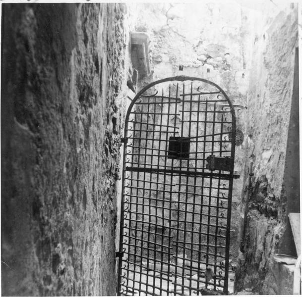Clôture (grille extérieure)