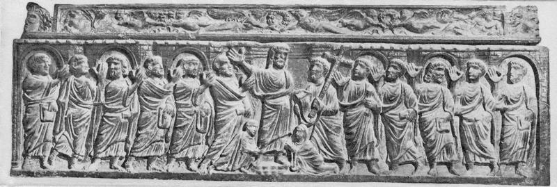 Sarcophage dit de saint Mitre