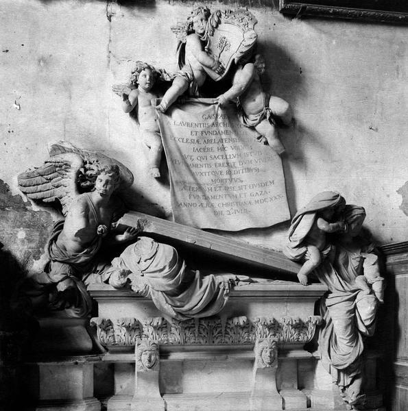 Monument funéraire de Gaspard du Laurens