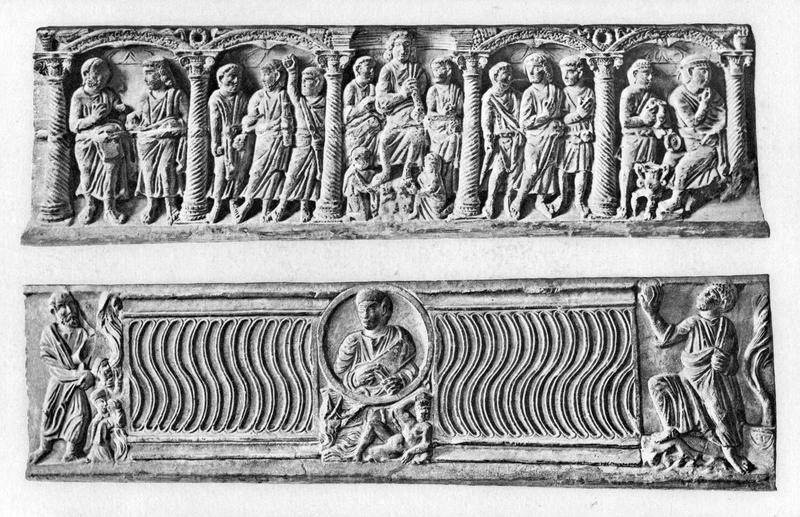 Sarcophage dit de saint Maurice