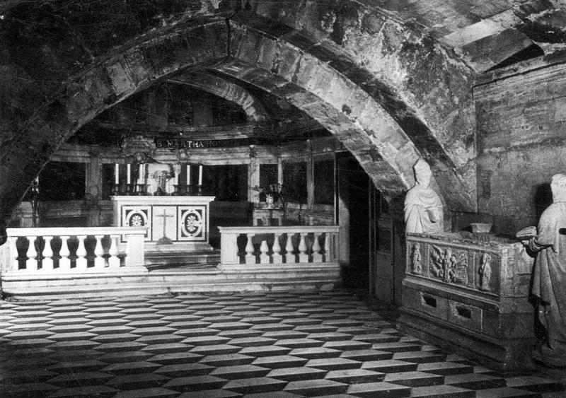 Monument funéraire de Louis II d'Anjou, dit de sainte Marthe
