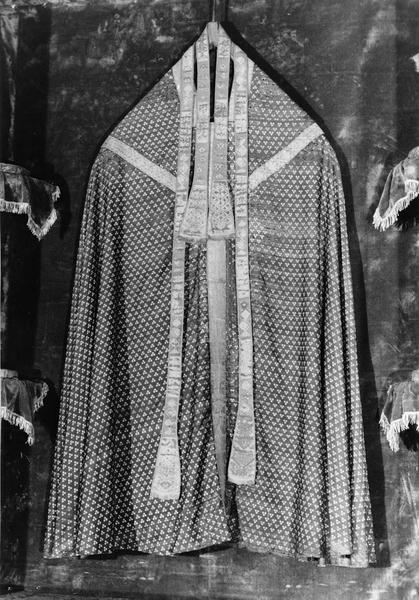 chasuble, dite de saint Regnobert