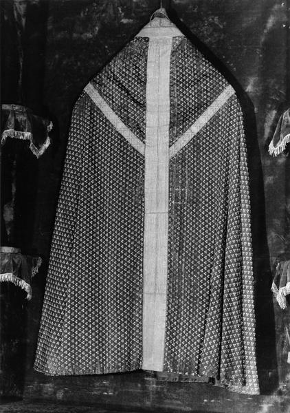Chasuble, dite de saint Regnobert